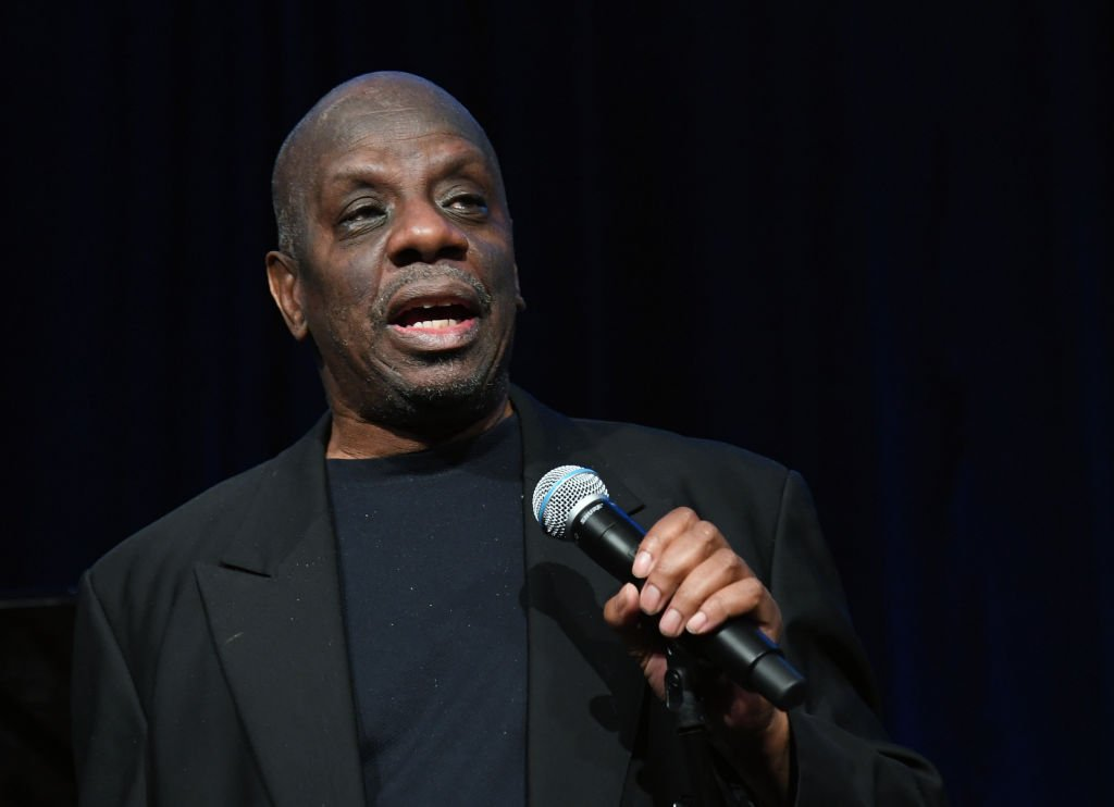 Jimmie Walker speaks on a celebration of life honoring the late Marty Allen at the Rampart Casino on March 23, 2018 in Las Vegas, Nevada  | Photo: Getty Images