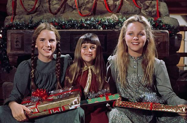 Melissa Sue Anderson con sus hermanas de pantalla │Imagen tomada de: Getty images