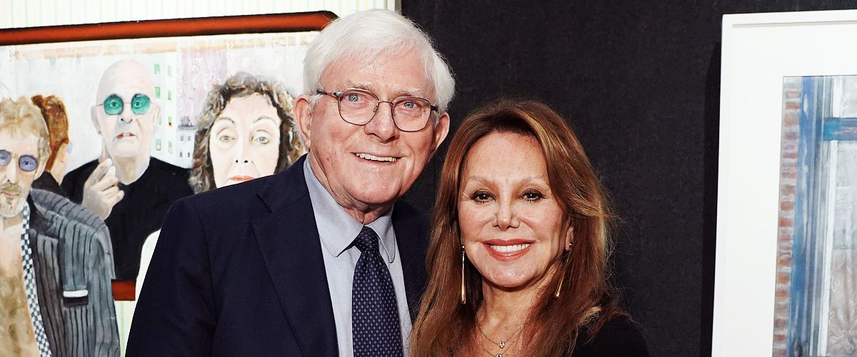 Marlo Thomas Sends Birthday Wishes to Husband Phil Donahue by Sharing His Shirtless Photo