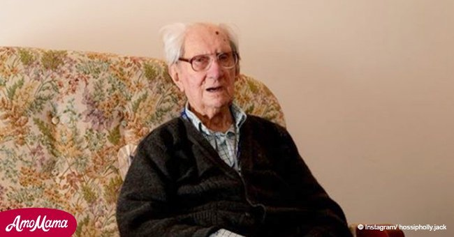 103-year-old man reveals his secret to longevity. We think that can be done by everyone