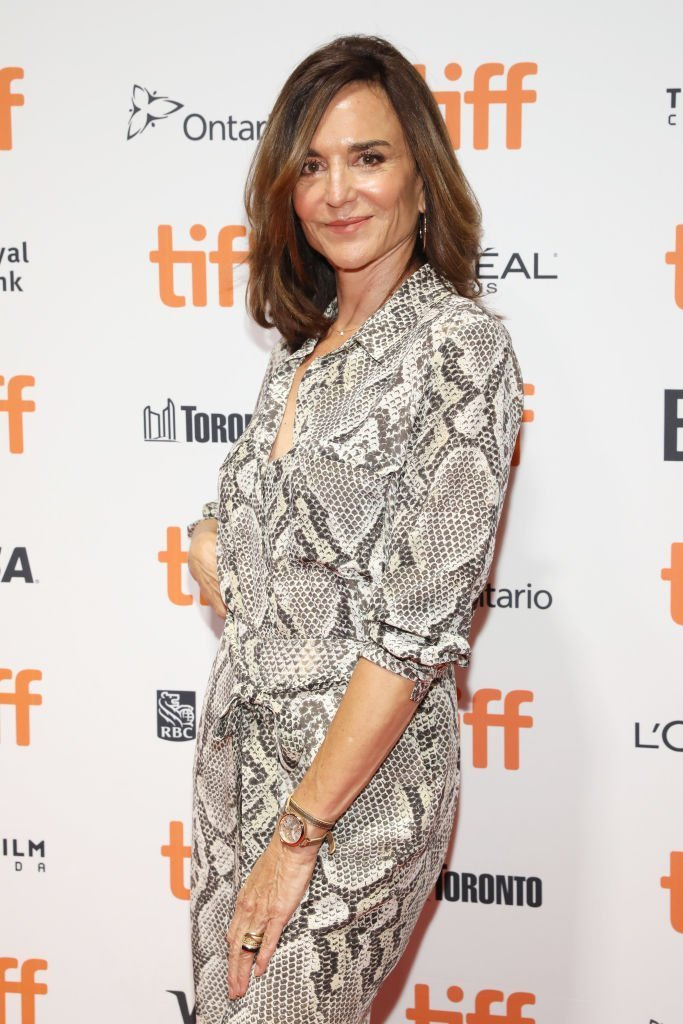 "Polly Draper attends the ""Castle In The Ground"" premiere during the 2019 Toronto International Film Festival  