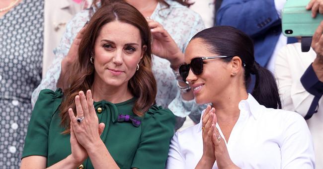 """Die Beziehung zwischen Kate Middleton und Meghan Markle """"wird stärker"""", so ein königlicher Experte"""