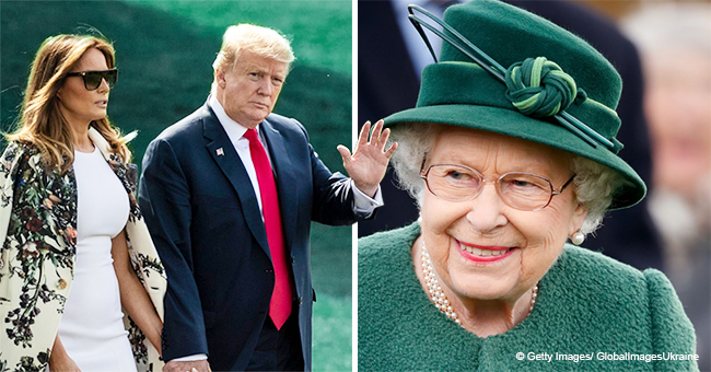 Trump Should Follow These Rules during a State Visit to the Queen
