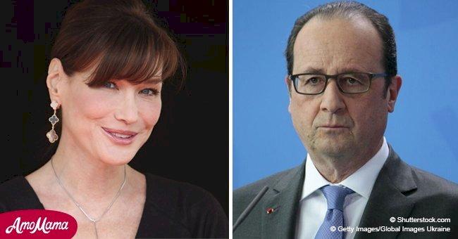 Carla Bruni: sa nouvelle façon d'humilier François Hollande avec une poupée de cire