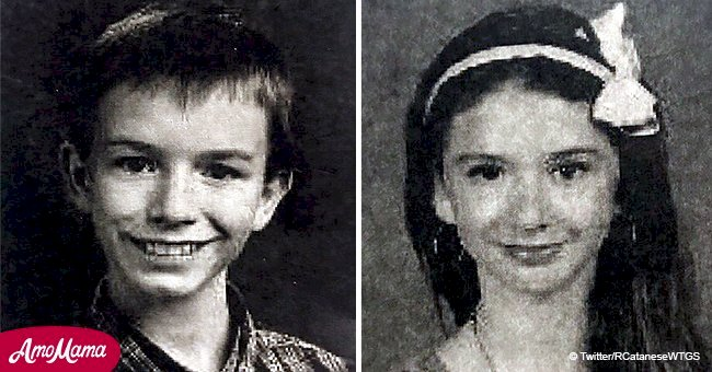 Two bodies found buried in a yard believed to be missing children