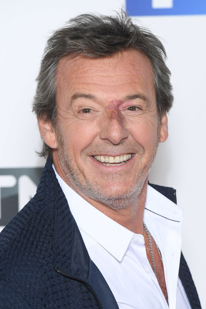 Portrait de Jean-Luc Reichmann. ǀ Source : Getty Images