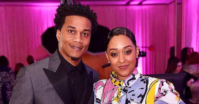 Look at Tia Mowry's Then-Newborn Daughter Cairo Dressed like a Ballerina in a Cute Throwback Photo