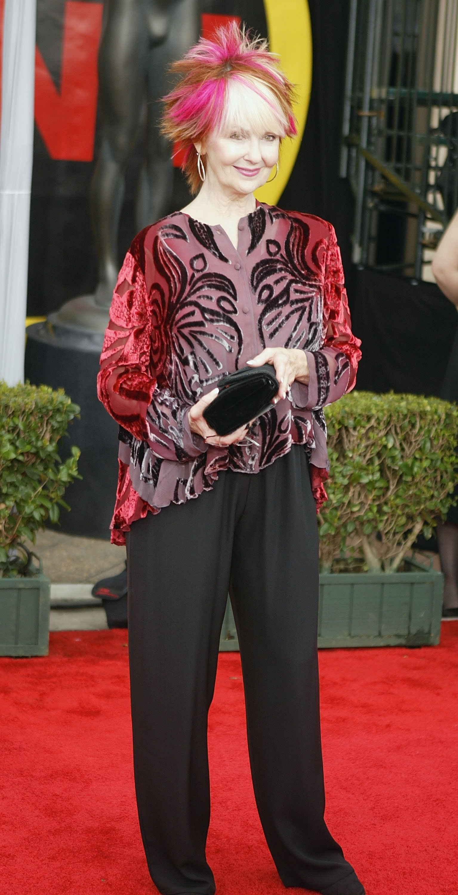 Actress Shelley Fabares on February 22, 2004, in Los Angeles, California. | Getty Images.