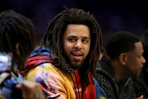 J. Cole at Spectrum Center on February 17, 2019 | Photo: Getty Images