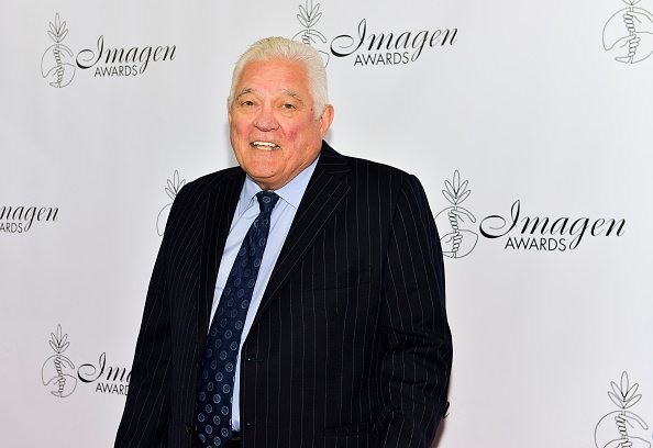 G.W. Bailey attends the 33rd Annual Image Awards on August 25, 2018 | Photo: Getty Images
