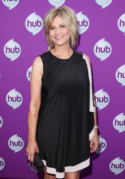 "Markie Post attends the Premiere of ""Transformer's Prime Beast Hunters"" on March 14, 2013 