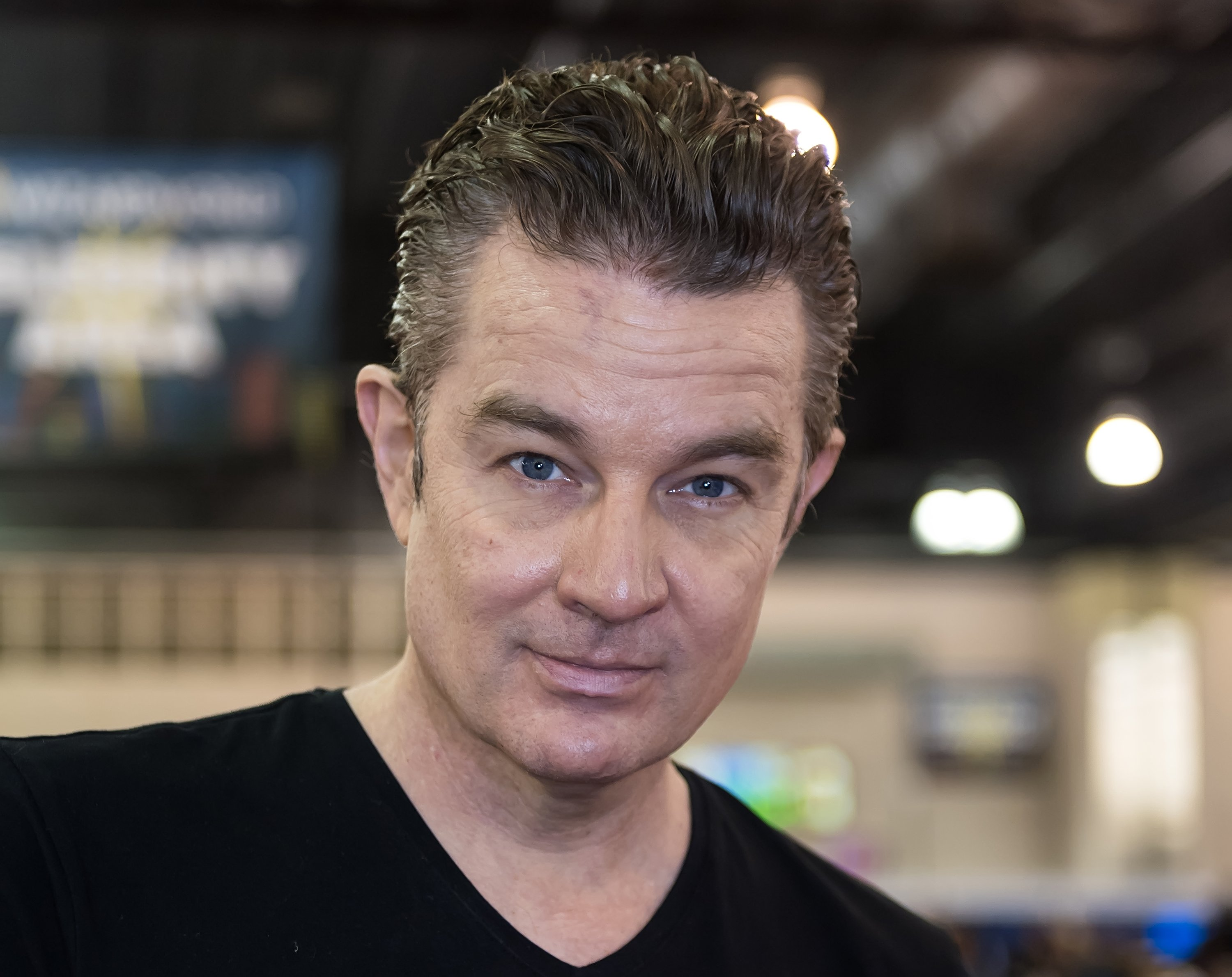 James Marsters attends the Wizard World Comic Con in Philadelphia on June 2, 2017 | Photo: Getty Images
