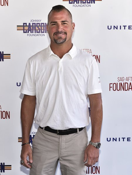 George Eads at SAG-AFTRA Foundation's 8th Annual Los Angeles Golf Classic on June 12, 2017 in Burbank, California | Photo: Getty Images