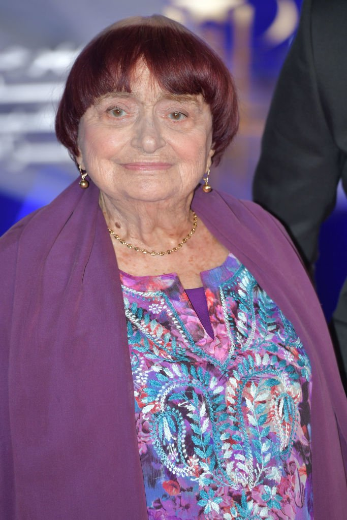 Agnes Varda at the 17th Marrakech International Film Festival on December 1, 2018 in Marrakech, Morocco | Source: Getty Images
