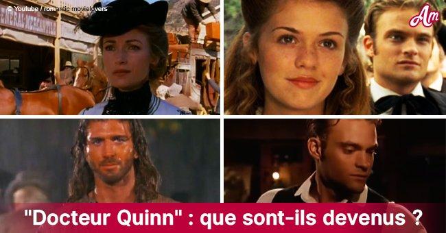 """""""Docteur Quinn"""" : que sont-ils devenus ?"""