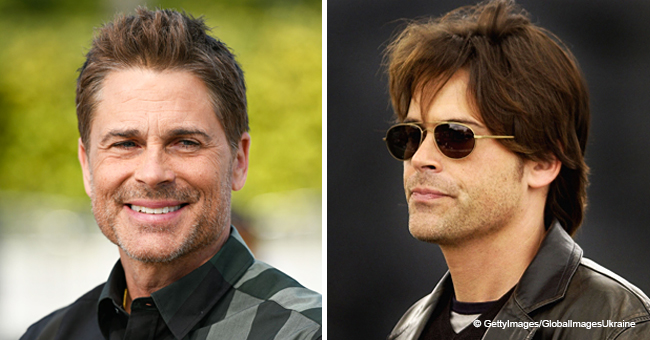 Rob Lowe Shares an Emotional Message after 29 Years of Sobriety