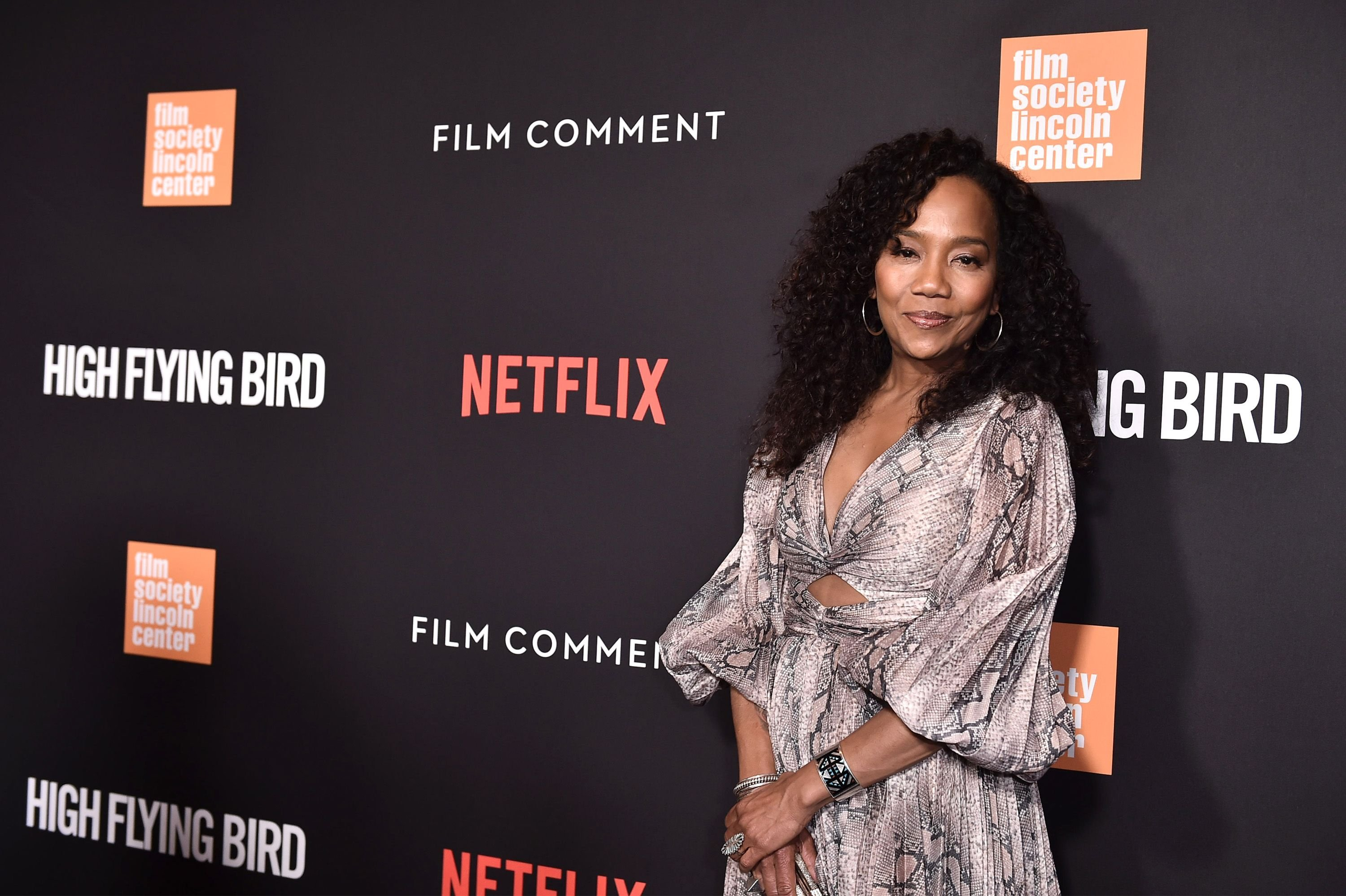 """Sonja Sohn at the """"High Flying Bird"""" special screening in February 2019 in New York   Source: Getty Images"""