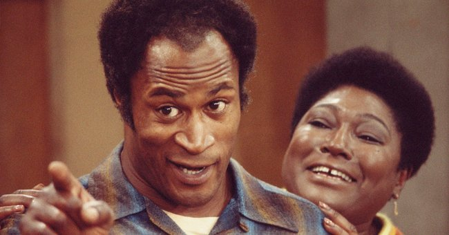 'Good Times' Star John Amos' Only Daughter Stuns in a White Dress Showing a Lot of Skin in Pic