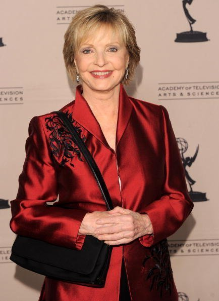 Florence Henderson arrives at the Academy of Television Arts & Sciences' 3rd Annual Academy Honors at the Beverly Hills Hotel on May 5, 2010, in Beverly Hills, California. | Source: Getty Images.