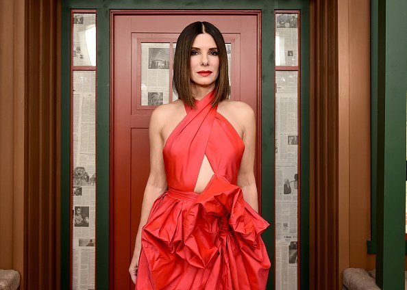 """Sandra Bullock at the New York Special Screening Of The Netflix Film """"BIRD BOX"""" at Alice Tully Hall.