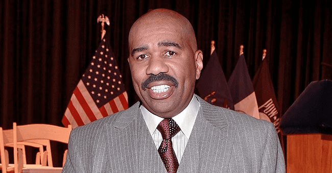 Steve Harvey's First Two Wives Are the Mothers of His 4 Kids - Meet Mary Lee Harvey and Marcia Harvey