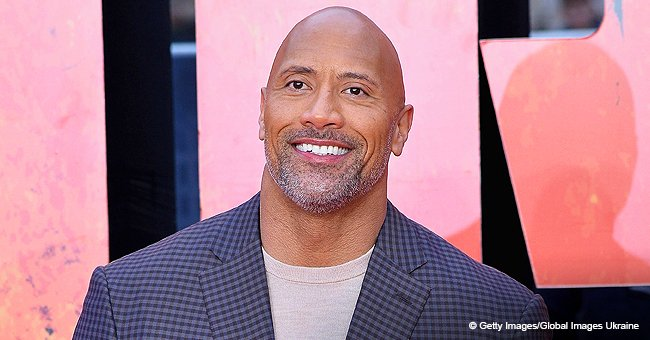 'Love You Too, Pop,' Dwayne Johnson Buys His Father a New House
