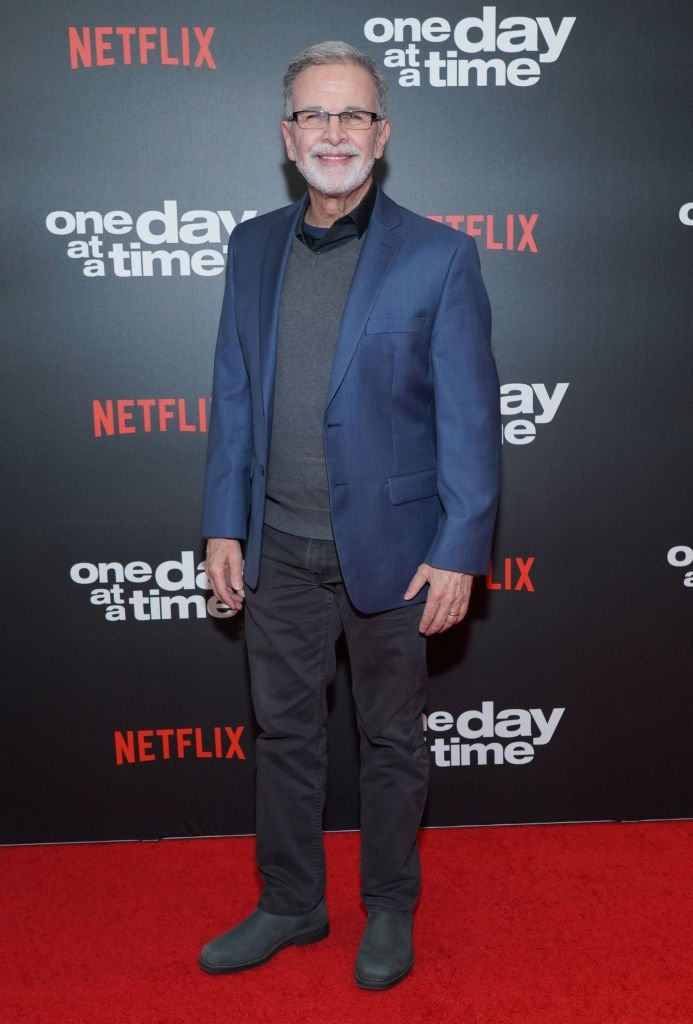 "Tony Plana attends the premiere of Netflix's ""One Day At A Time"" Season 3. 