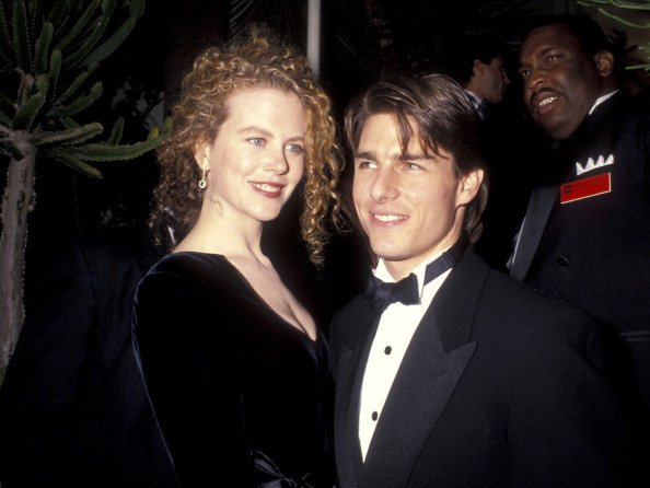 Actress Nicole Kidman and actor Tom Cruise attend the 63rd Annual Academy Awards After Party | Photo: Getty Images