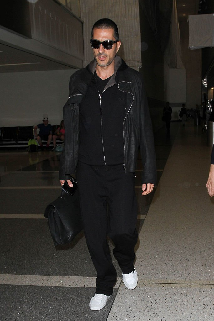 Wissam Al Mana at LAX. on June 17, 2015, in Los Angeles | Photo: Getty Images
