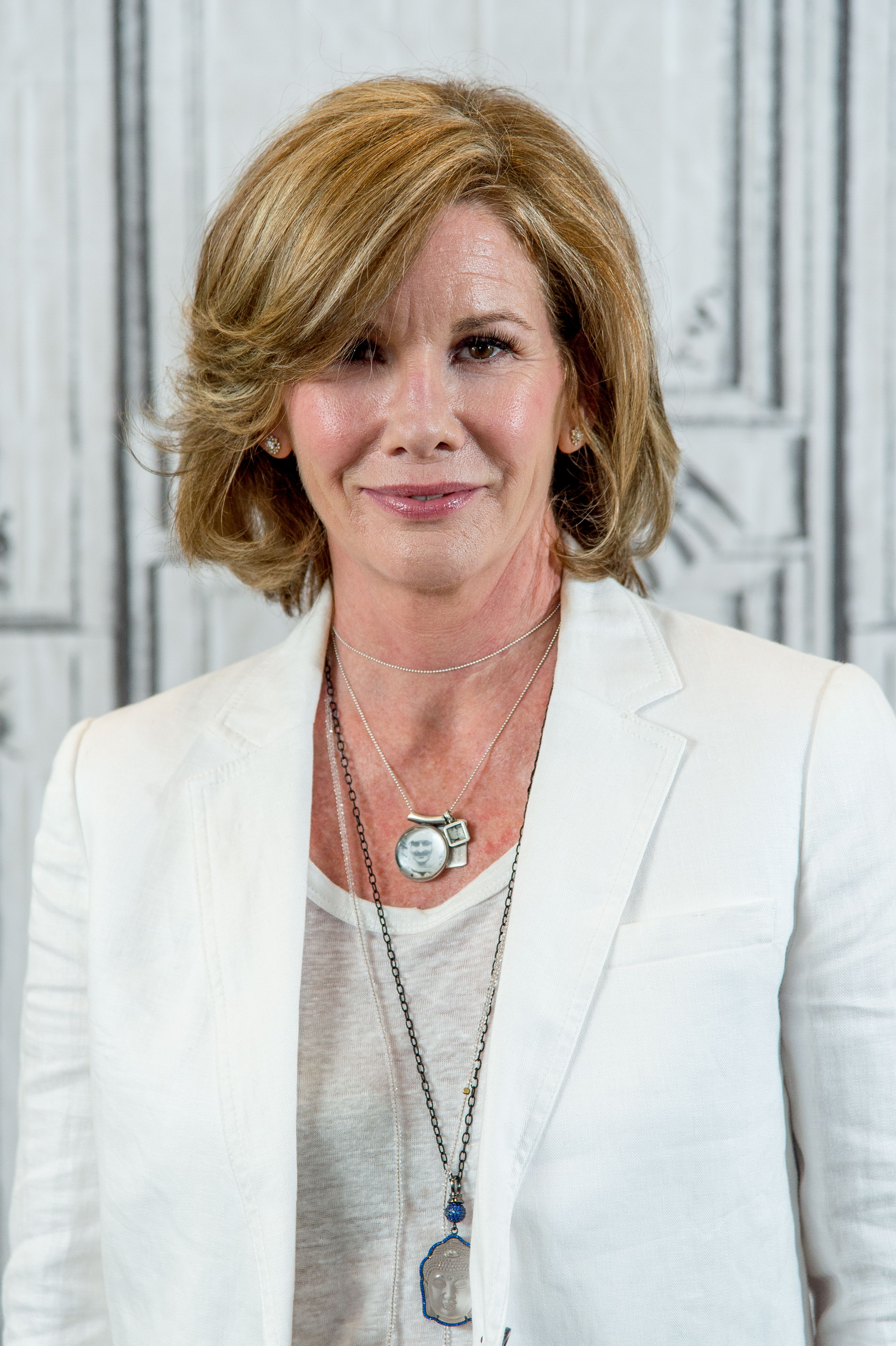 Melissa Gilbert at Build Studio on August 14, 2017   Photo: Getty Images