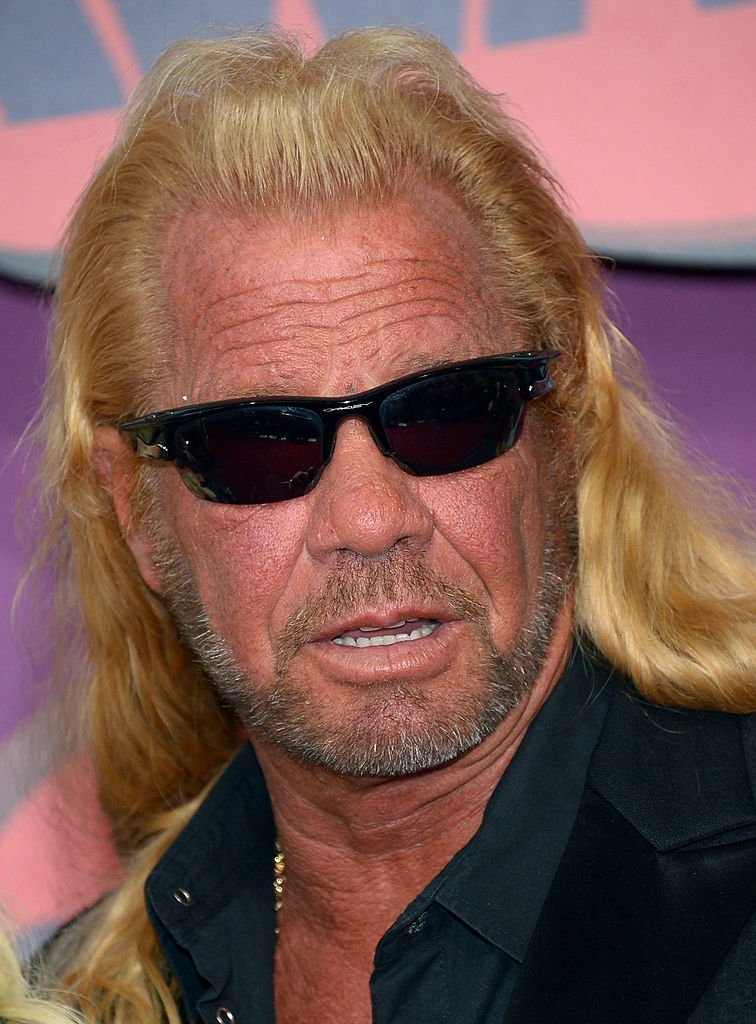 Duane Chapman attends the 2014 CMT Music awards at the Bridgestone Arena | Photo: Getty Images