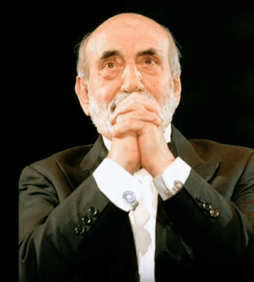 Antonio Ferrandis. | Imagen: YouTube/Néstor García