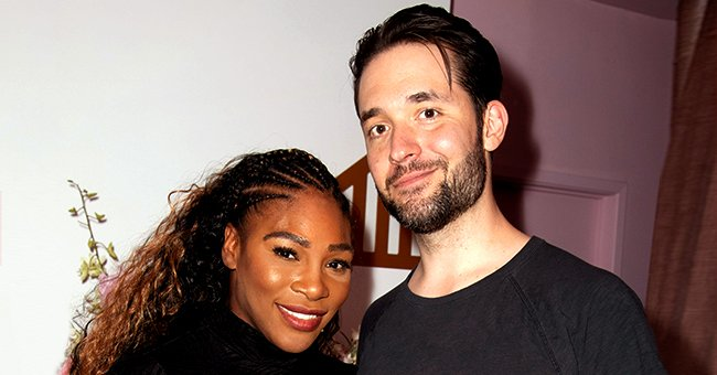 Serena Williams' Husband Alexis Ohanian Shares Cute Snap of Daughter Olympia in a Princess Costume