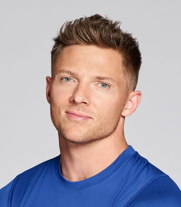 """Promotional photo of Steve Cook from """"The Biggest Loser."""" 