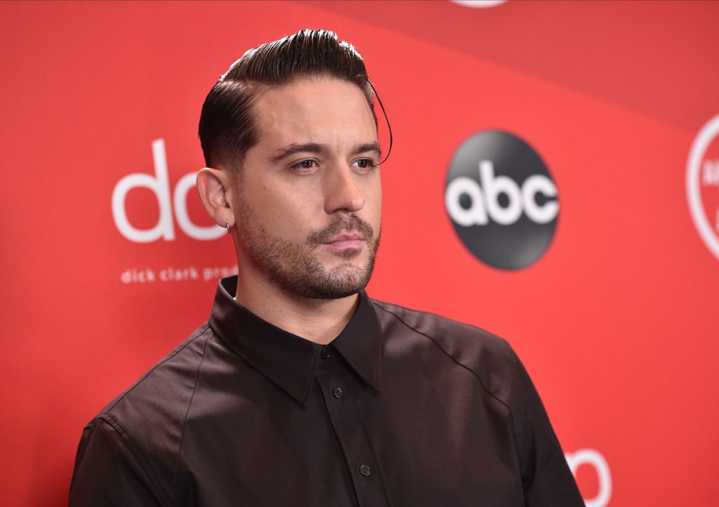 G-Eazy at the 2020 American Music Awards on November 22, 2020 in Los Angeles, California. | Photo: Getty Images
