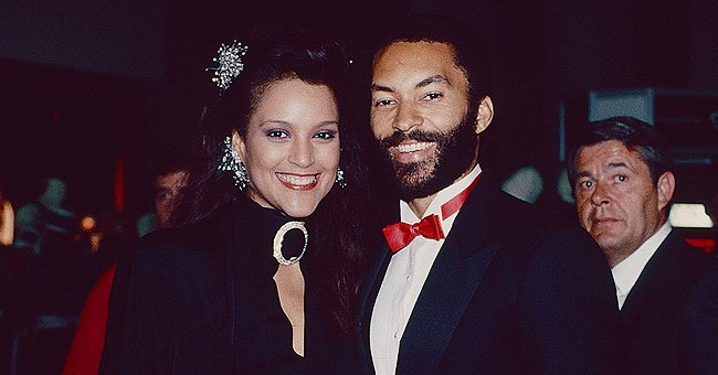 Actress Jayne Kennedy and Actor/Husband Bill Overton attend reception at The Limelight in Atlanta, Georgia Circa 1982  | Photo: Getty Images