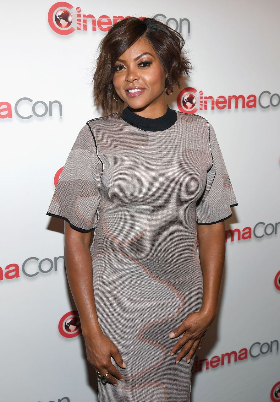 Actor Taraji P. Henson attends the CinemaCon 2018 Paramount Pictures Presentation Highlighting Its Summer of 2018 and Beyond at The Colosseum at Caesars Palace during CinemaCon, on April 25, 2018  | Photo: Getty Images