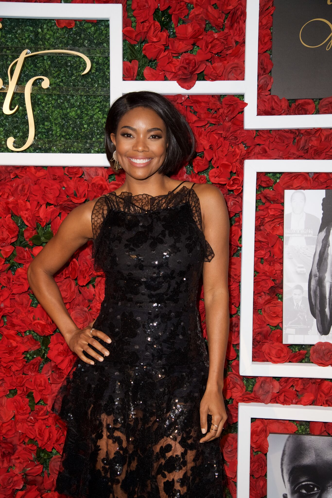 Actress Gabrielle Union attends Common's 3rd Annual Toast To The Arts at Ysabel  | Getty Images