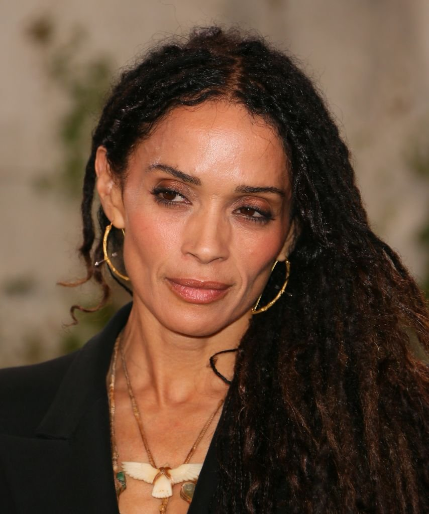 """Lisa Bonet attends the world premiere of AppleTV+'s """"See"""" at Fox Village Theater in October 2019 in Los Angeles, California.   Photo: Getty Images"""
