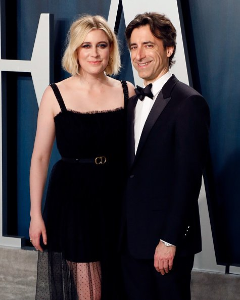 Greta Gerwig and Noah Baumbach at Wallis Annenberg Center for the Performing Arts on February 9, 2020 in Beverly Hills, California. | Photo: Getty Images