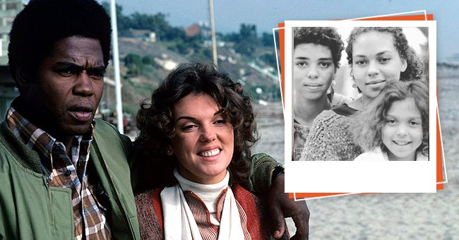 An image of George Stanford Brown and his former wife Tyne Daly | Photo: Getty Images