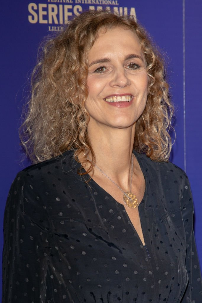 Delphine de Vigan assiste à la cérémonie d'ouverture du 2nd Series Mania Festival le 22 mars 2019 à Lille, France. | Photo : Getty Images