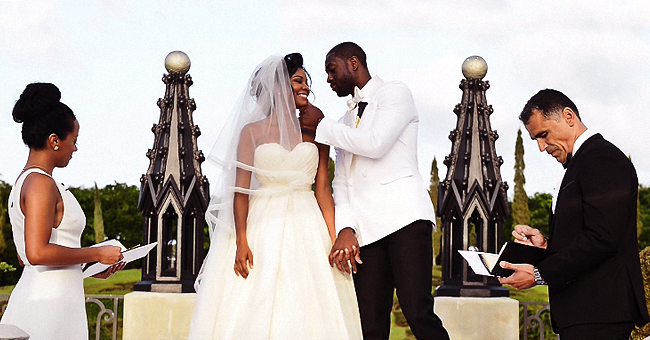See How AGT Judge Gabrielle Union & Retired NBA Legend Dwyane Wade Marked 5th Wedding Anniversary