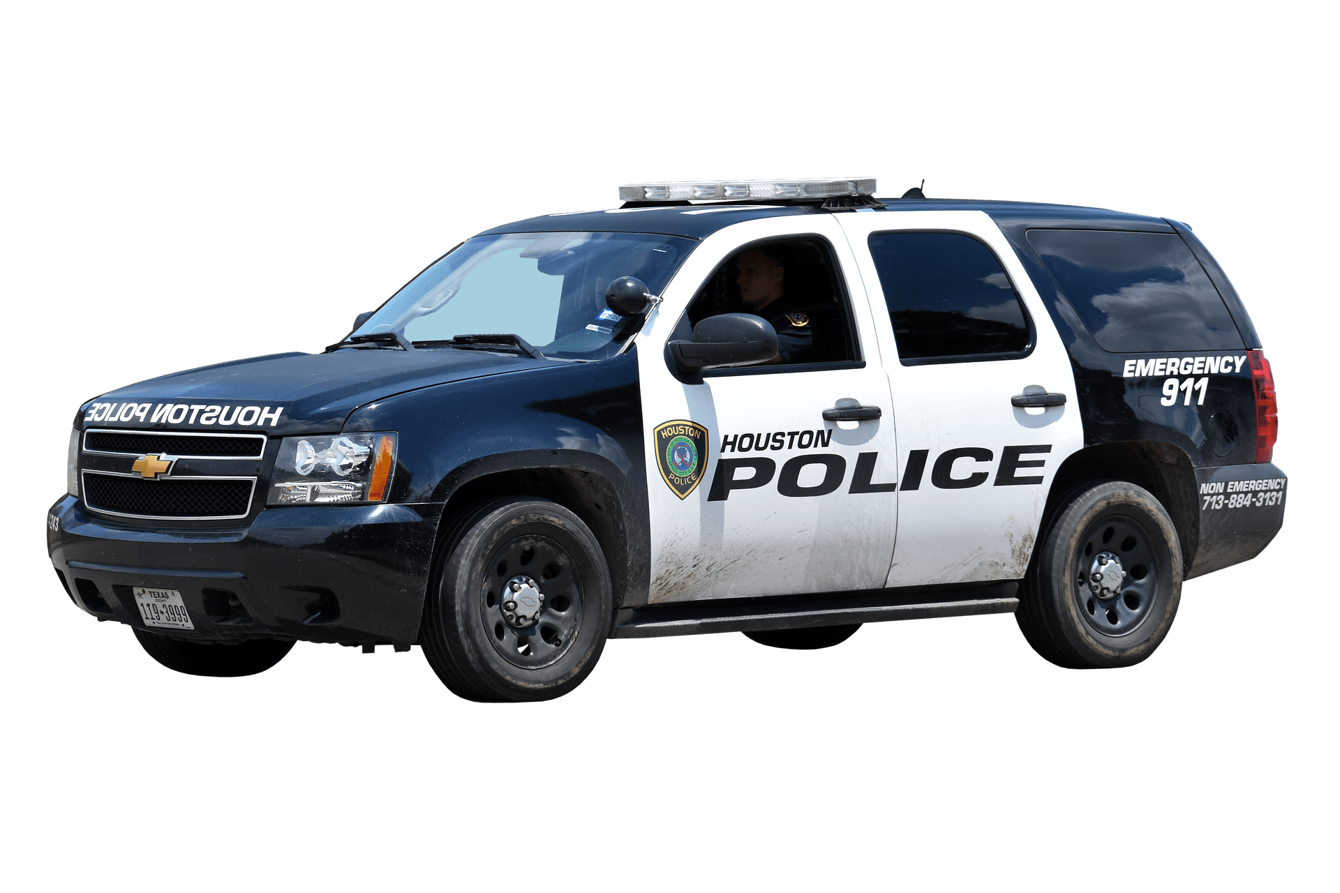 A photograph of a police vehicle | Source: Pixabay