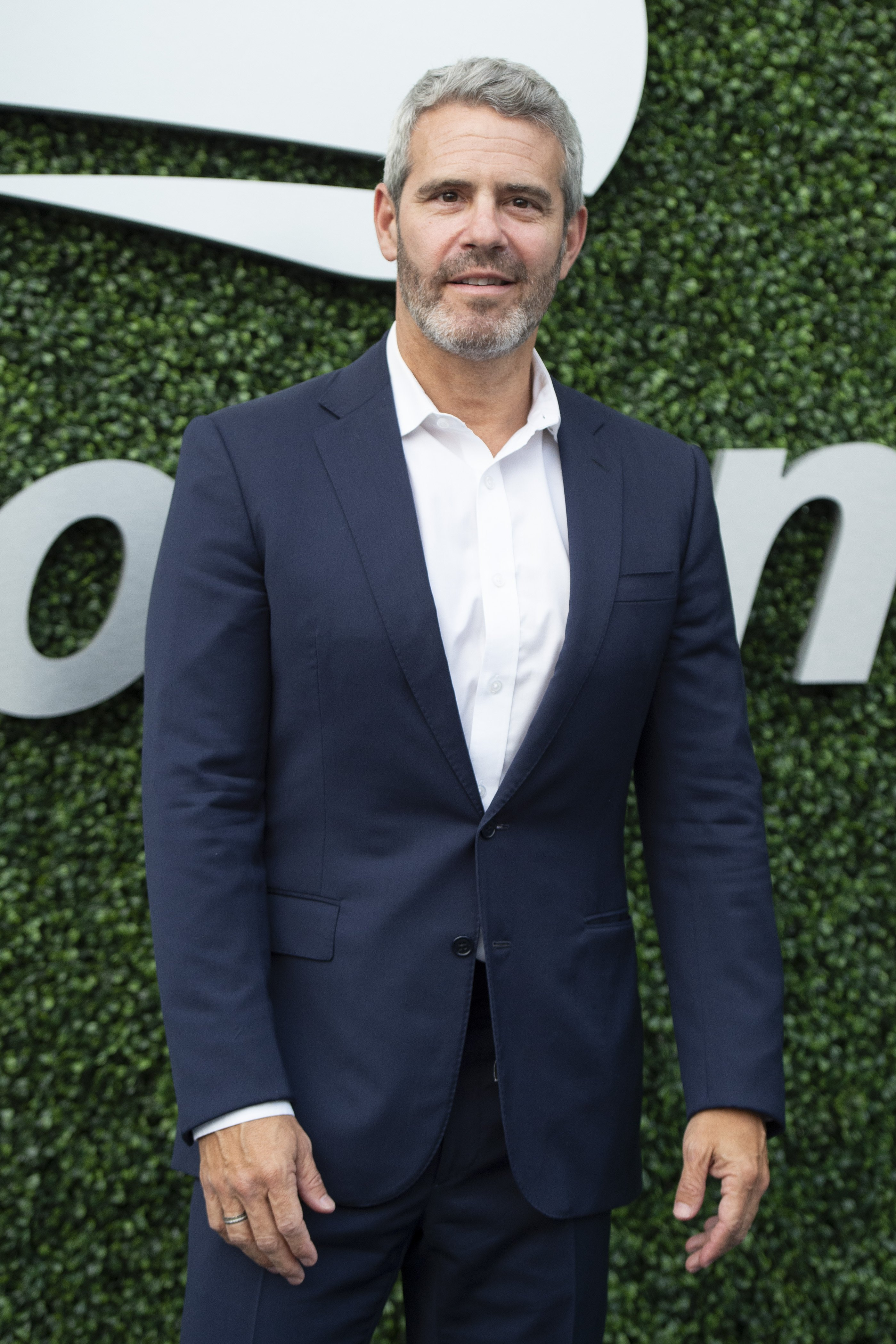 Andy Cohen at the US Open on September 5, 2019 in New York City   Photo: Getty Images