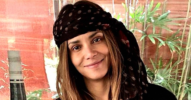 Halle Berry Stuns Showing Her Bare Face in a Recent Video — See the Actress's Natural Glow