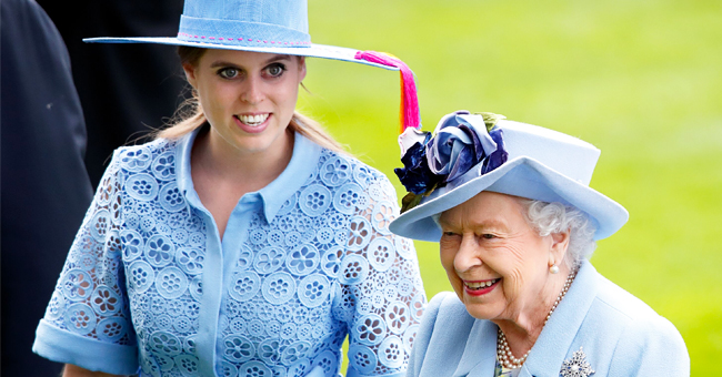 Royal Women Appear Color-Coordinated with Matching Blue Shades at the 2019 Royal Ascot