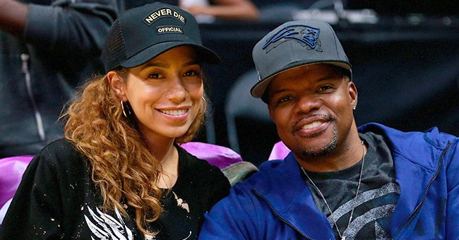 A photo of Amy Correa Bell and Ricky Bell | Photo: Getty Images