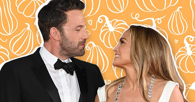 """Ben Affleck and Jennifer Lopez onthe red carpet of the movie """"The Last Duel"""" during the 78th Venice International Film Festival on September 10, 2021, in Venice, Italy   Photo:Daniele Venturelli/WireImage/Getty Images"""