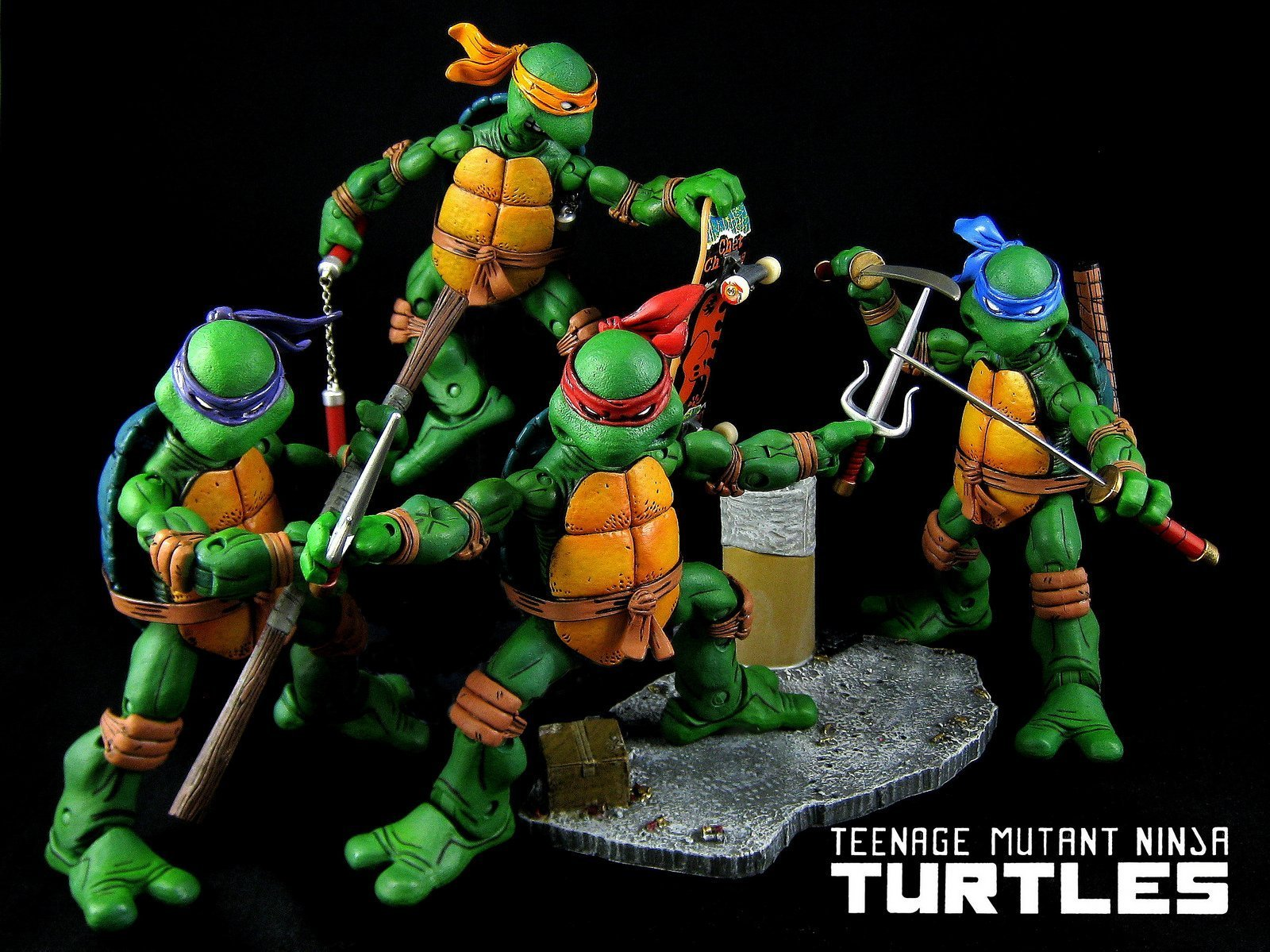 Teenage Mutant Ninja Turtles | Photo: Flickr